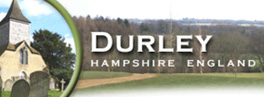 Previous Durley Village website